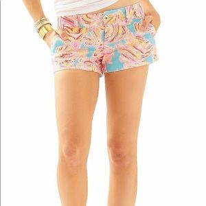 Lilly Pulitzer The Walsh Shorts 0
